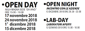 Open Day Open Night   &  Lab-Day